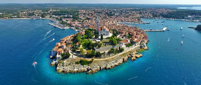 Grad Rovinj turizam