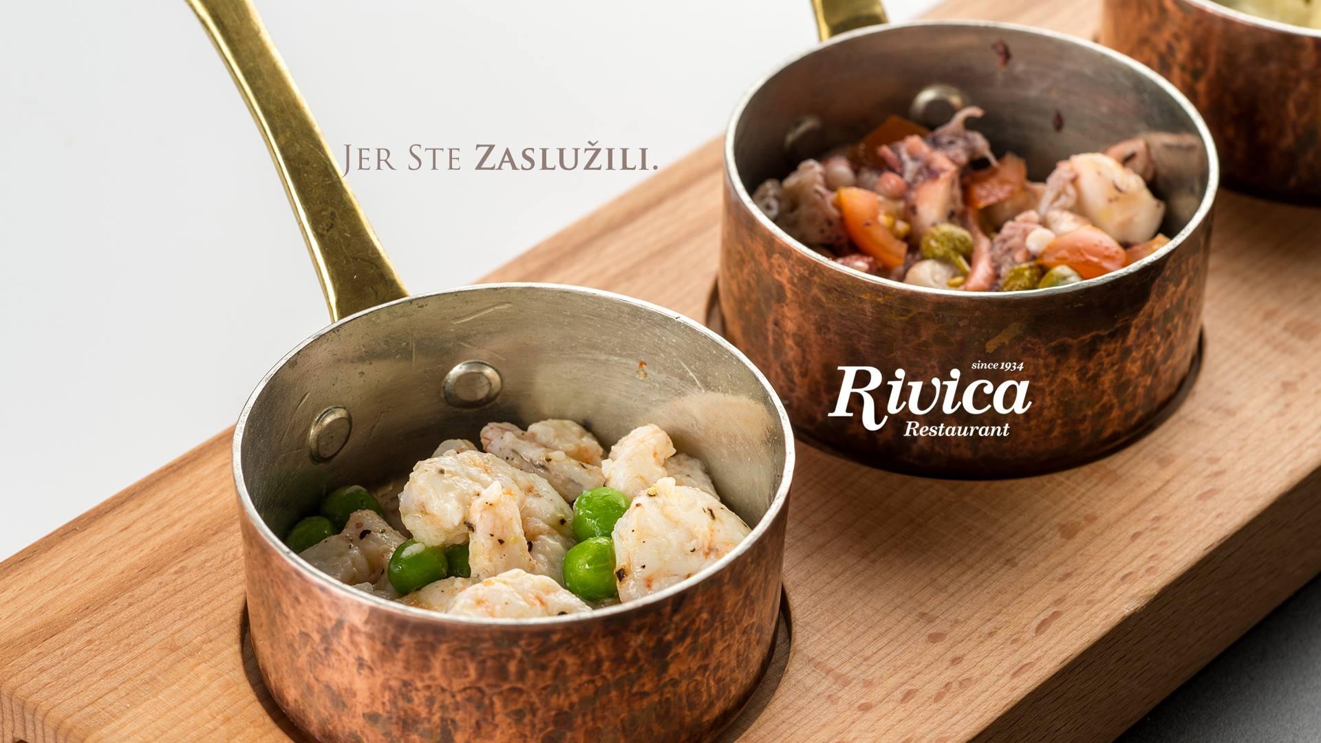 Restaurant Rivica otok krk