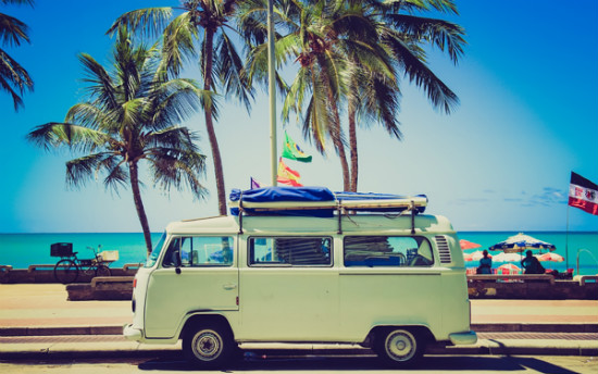 ljetna putovanja
