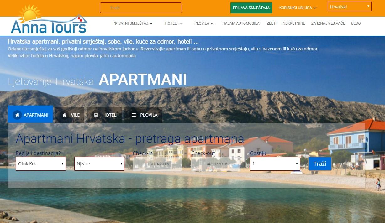 turistička agencija