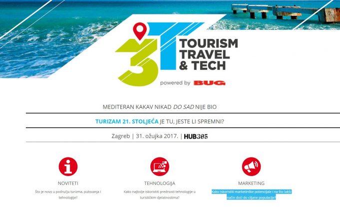konferencija o turizmu