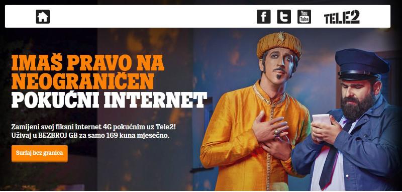 pokućni internet