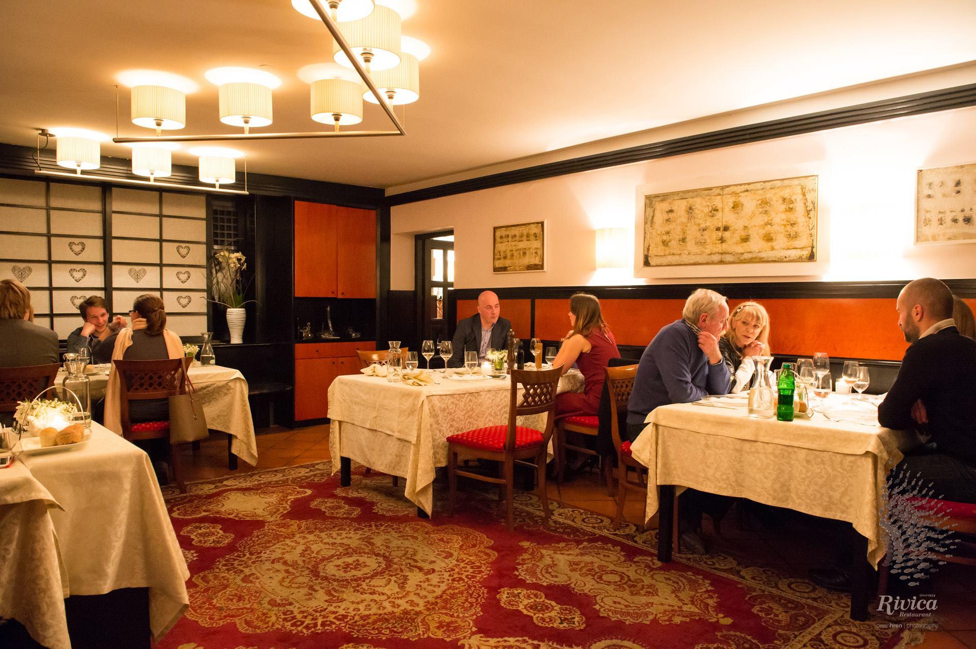 restoran rivica Krk
