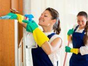 čišćenje apartmana