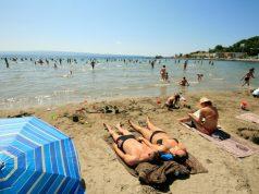 plaža turizam gosti