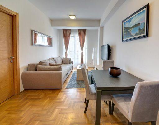 uređenje apartmana