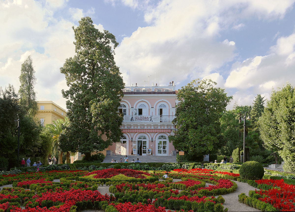 Opatija turizam