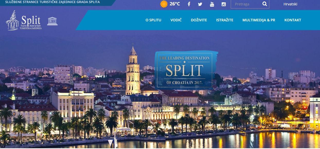 Turistička zajednica Split